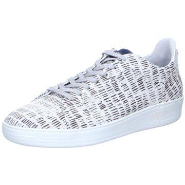 Floris van Bommel Sneaker Low schwarz