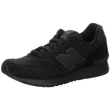 New Balance Sneaker LowClassics Traditionnnels schwarz