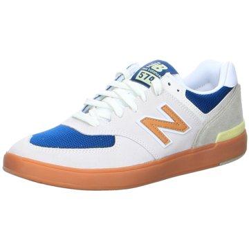 New Balance Sneaker LowAM574WYG - AM574WYG weiß