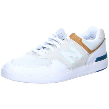 New Balance Sneaker LowAM574WWN - AM574WWN D weiß