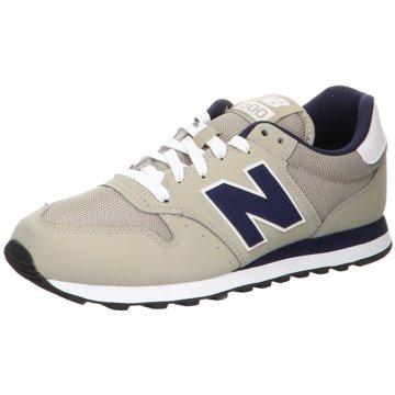 New Balance Sneaker LowLifestyle beige