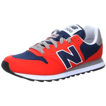 New Balance Sneaker LowGM500TG1 - GM500TG1 rot
