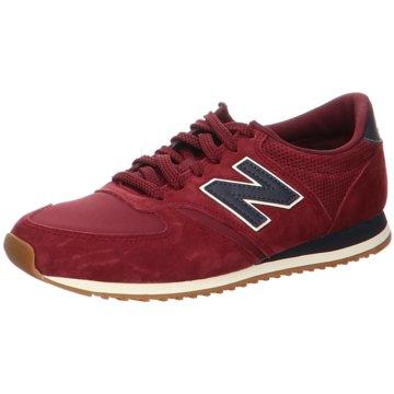 New Balance Sneaker LowClassic Traditonnels rot