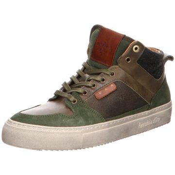 Pantofola d` Oro Sneaker High grün