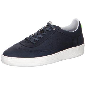 Floris van Bommel Sneaker LowFloris Sport DarkBlue Nubuck blau