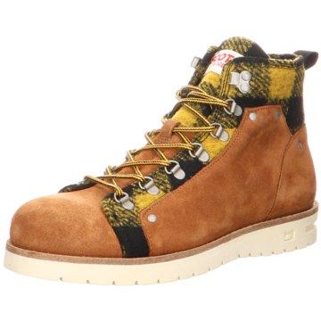 Scotch & Soda Boots CollectionLevant braun
