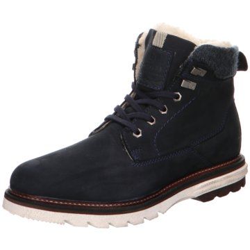 Bugatti Boots CollectionTazzio blau