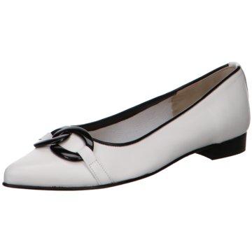 Gabriele Eleganter BallerinaGlory weiß