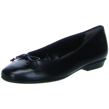 Paul Green Eleganter BallerinaBallerina schwarz