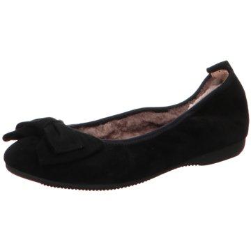 La Ballerina Klassischer Ballerina schwarz