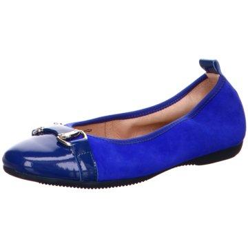 La Ballerina Klassischer Ballerina blau