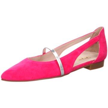 Paul Green Riemchen Ballerina3735 pink