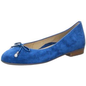 ara Eleganter BallerinaSardina blau