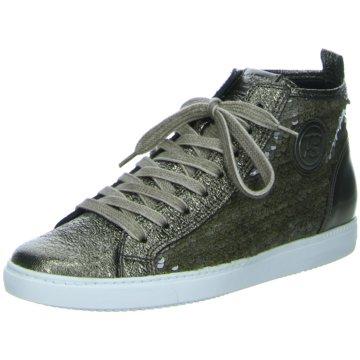 Paul Green Sneaker High schwarz