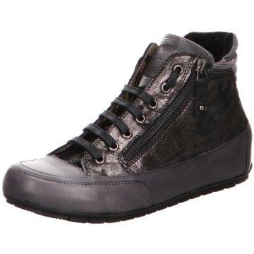 Candice Cooper Sneaker HighLion Zip schwarz