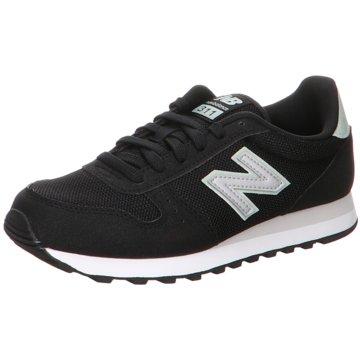 New Balance Sneaker LowLifestyle schwarz