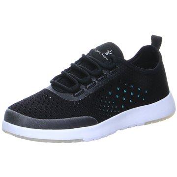 emu Australia Sportlicher SchnürschuhSneaker schwarz