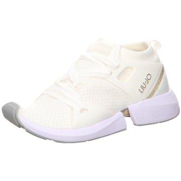 Liu Jo Sneaker Low weiß