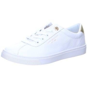 Tommy Hilfiger Sneaker LowCourt Leather weiß