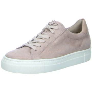 Paul Green Sneaker Low rosa