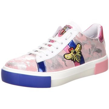 New Italia Shoes Sneaker Low rosa