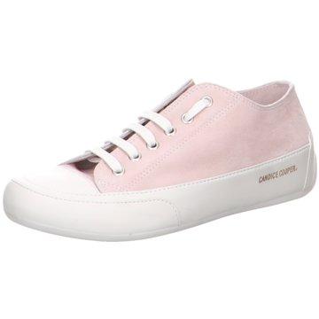 Candice Cooper Sportlicher Schnürschuh rosa