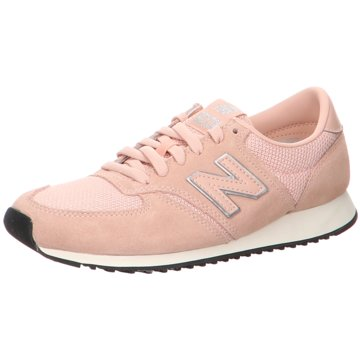 New Balance Sneaker LowClassics Traditionnels rosa
