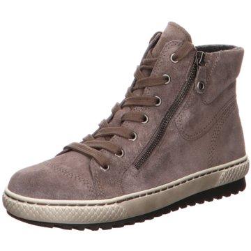 Gabor Plateau SneakerStiefel braun
