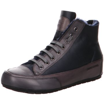 Candice Cooper Sneaker HighPlus grau