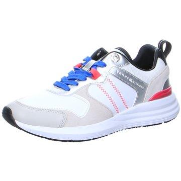 Tommy Hilfiger SneakerCasual Retro Runner grau
