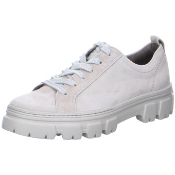 Paul Green Klassischer SchnürschuhSneaker grau