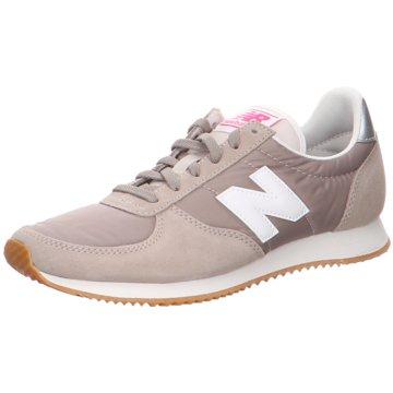 New Balance Sneaker LowClassics Traditionnels beige