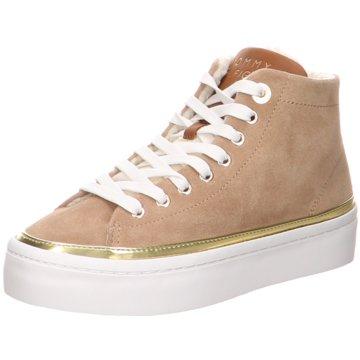 Tommy Hilfiger Sneaker High beige