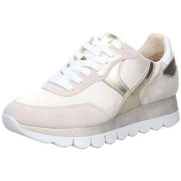 Tamaris Plateau Sneaker beige