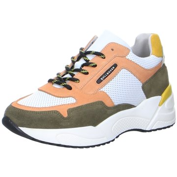 Bullboxer Top Trends Sneaker orange