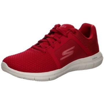 Skechers Sneaker Sports rot