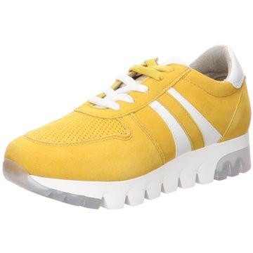 Tamaris Sneaker Low gelb
