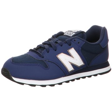 New Balance Sneaker LowLifestyle blau