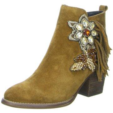 Alma en Pena Ankle Boot braun