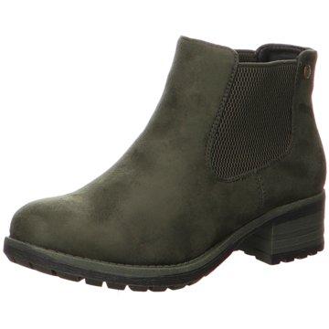 Rieker Chelsea Boot grün