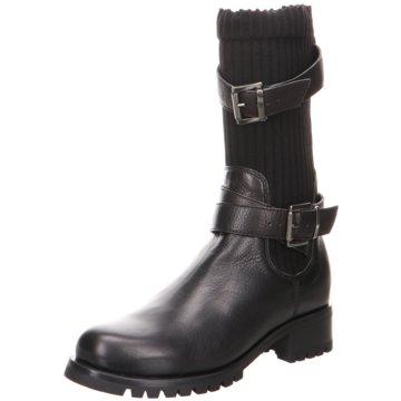 Unisa Klassischer Stiefel schwarz