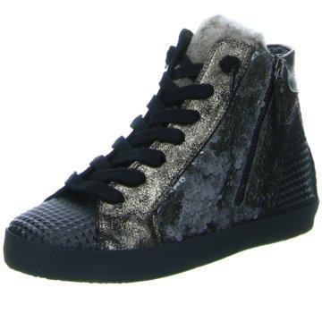 Donna Carolina Sneaker braun