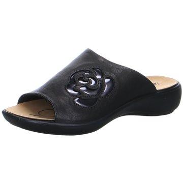 Romika Komfort PantoletteIbiza 117 schwarz