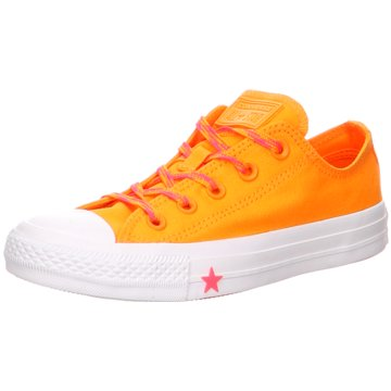 Converse Sneaker Low orange