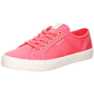 Gant Sneaker Low pink