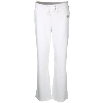 wind sportswear Jogginghosen weiß