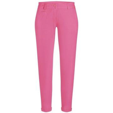 Cambio 3/4-7/8 Hosen pink