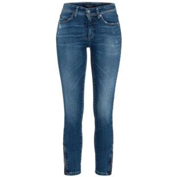 Cambio SkinnyParla zip blau
