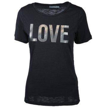 Geisha T-Shirts schwarz