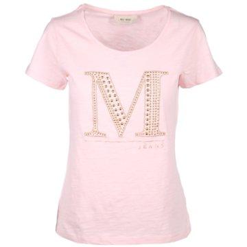 Mos Mosh T-ShirtsRiva Glam rosa